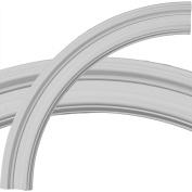 Ekena Millwork Claremont 60cm H x 60cm W x 5.1cm D Ceiling Ring