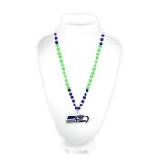 Rico Industries Seahawks Medallion Beads