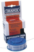 Draper 56725 5 M X 1.4 Mm Grass Trimmer Auto Double Line Feed Spool