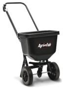 Agri-fab Ag45-0409 23kg Push Type Broadcast Spreader - Black