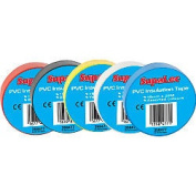 Supalec Pvc Insulation Tapes Assorted 20 Metre