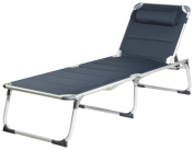 Campart Travel Rome Padded Adjustable Lounger Plus Bag The Official Argos Store