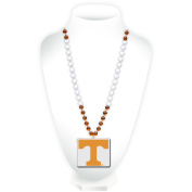TENNESSEE SPORT BEADS WITH MEDALLION