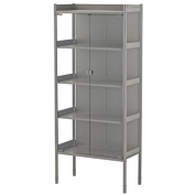 Ikea Greenhouse/cabinet, indoor/outdoor, grey 6210.2928.188