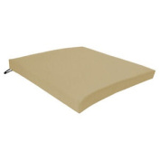Stone Seat Chair Cushion Outdoor Garden Tie On Waterproof Pad Removable Cover