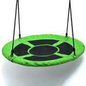 Labellevie Children Flying Saucer Tree Platform Swing Kit - 100kg Weight