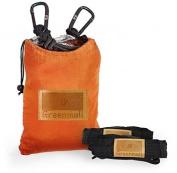 Camping Hammock, Greenmall Double Portable Hammock, Soft Breathable Parachute