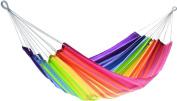 Jobek 25350 Hammock Without Spreader Bar Joia, 100% Jobekcord, Rainbow