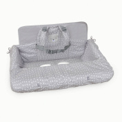 Child of Mine Shopping Cart and High Chair Cover