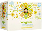 Babyganics Baby Wipes - 400 Count