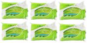 Organyc 100% Organic Cotton Feminine Hygiene Wipes - 20 Wipes