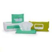 Baby Wipes, Fragrance Free (80 per tub) - 80 Each / Tub