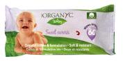 Organyc - Organic Sweet Caress Baby Wipes - 60 Wipe(s)