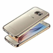 * * * Gold * * * Luxury Unbreakable Gel Silicone Case Cover For for Samsung Galaxy