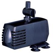 B#ubbink Garden Water Pump Set For Pond Spitters 600 L/h Abs Black Soarte 138629