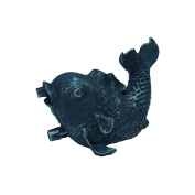 B#ubbink Pond Spitter Ornament Spits Water Feature Statue Fish 12.5 Cm 1386009