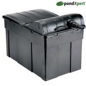 Pondxpert Koi Fish Pond Gravity Box Filter 18w Uv Steriliser Ponds Up To 12000l