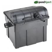 Pondxpert Koi Fish Pond Gravity Box Filter 9w Uv Steriliser - Ponds Up To 6000l
