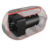 Velda Highstream Replacement 8000 Spare Pump Powerful Replace Motor 168056