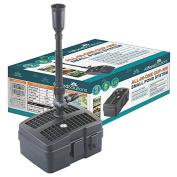 All Pond Solutions Cup-305 Uv Steriliser Filter Pump