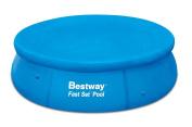 Bestway 3m Fast Set Swimming Paddling Pool Tarpaulin Sheet Cover Protector