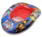 Paw Patrol Inflatable Dinghy Beach Boat Float Swimming Pool Lounger Lilo Raft