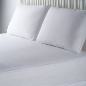 Mainstays Waterproof Fitted Soft Top Mattress Protector