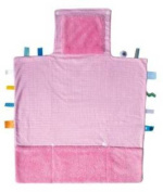 Snoozebaby Easy Change Compact Nappy Changing Kit, Pink