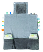 Snoozebaby Easy Change Compact Nappy Changing Kit, Grey