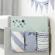 South Shore DreamIt Changing Table Runner and Pennant Banner, Multiple Colours