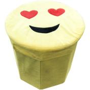 DIY Kid's Emoji Storage Box