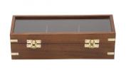 Functional Wood Glass Box