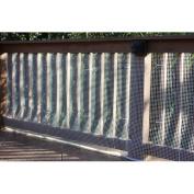 Cardinal Gates 4.6m Roll Heavy Duty Deck Netting, Neutral