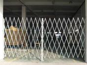 2XZG5 Dble Folding Gate, 6 to 2.4mOpening