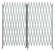 2XZH1 Dble Folding Gate, 12 to 4.3mOpening