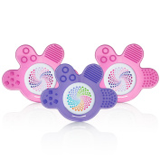 Baby Boutique Soother - 3pk