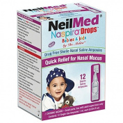 NeilMed Naspira Drops, 12 Ct