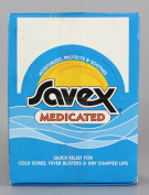 2 Pack - Savex Lip Balm, Original 5ml