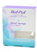 5 Pack Buf-Puf Facial Sponge, Regular - 1 Each
