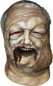 AMC The Walking Dead Well Walker Zombie Full Head Mask, Off-White, One-Size
