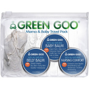 Green Goo Mama & Baby Travel Pack, 4 pc