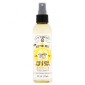 J.R. Watkins Lemon Cream Body Oil Mist, 180ml