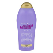 OGX® Sensually Soft + Tsubaki Blossom Lotion 580ml Squeeze Bottle
