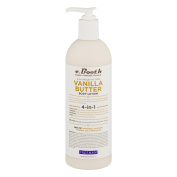 C. Booth 4-in-1 Multi-Action Vanilla Butter Body Lotion, 470ml