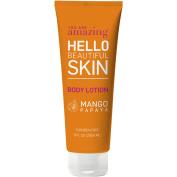 You Are Amazing Hello Beautiful Skin Mango Papaya Body Lotion, 240ml