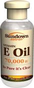 Sundown Naturals Vitamin E Oil 70ml