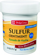 De La Cruz Sulfar Ointment Cream 80ml