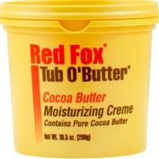 Red Fox Tub O' Butter Cocoa, Moisturising Creme 310ml