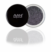 Avani Dead Sea Cosmetics Eye Shadow Shimmering Powder, SP57 Charcoal, 5ml