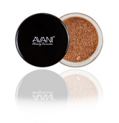 Avani Dead Sea Cosmetics Eye Shadow Shimmering Powder, LSP17 Bronze, 5ml